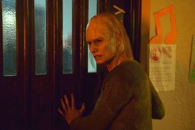 """THE STRAIN -- """"Identity"""" -- Episode 206 (Airs August 16, 10:00 pm e/p) Pictured: Natalie Brown as Kelly Goodweather. CR: Michael Gibson/FX"""