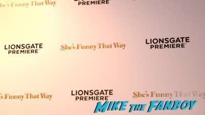 She's Funny That Way los angeles premiere jennifer aniston 4