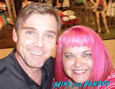 Ricky Schroder Silver Spoons cast now 2015 rare 5