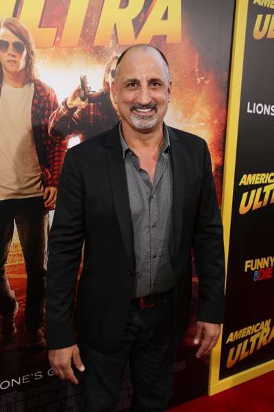 Michael Papajohn seen at The World Premiere of Lionsgate's 'American Ultra' at Ace Hotel on Tuesday, August 18, 2015, in Los Angeles, CA. (Photo by Eric Charbonneau/Invision for Lionsgate/AP Images)