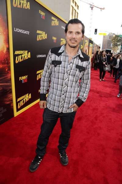 John Leguizamo seen at The World Premiere of Lionsgate's 'American Ultra' at Ace Hotel on Tuesday, August 18, 2015, in Los Angeles, CA. (Photo by Eric Charbonneau/Invision for Lionsgate/AP Images)