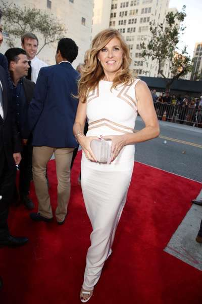 Connie Britton seen at The World Premiere of Lionsgate's 'American Ultra' at Ace Hotel on Tuesday, August 18, 2015, in Los Angeles, CA. (Photo by Eric Charbonneau/Invision for Lionsgate/AP Images)