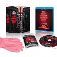 The Rocky Horror Picture Show 40th Anniversary Blu-Ray! Special Features! Alternate Ending! Outtakes! The Soundtrack! And More!