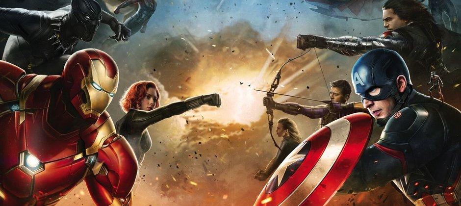 Captain America: Captain America: Civil War concept art War concept art