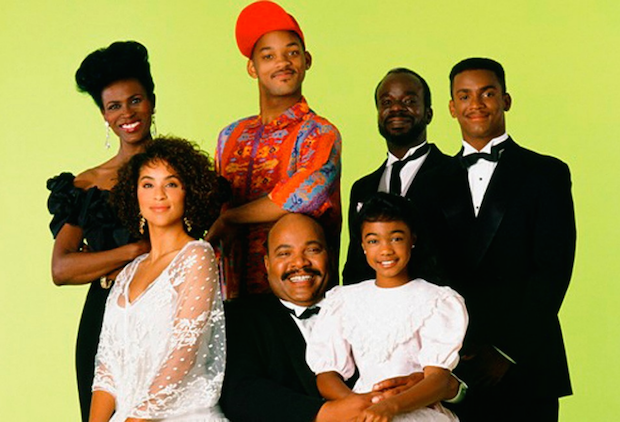 fresh-prince of bel air cast photo