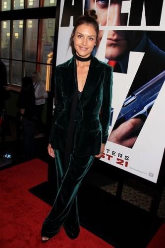 "Special New York Fan Screening of ""Hitman: Agent 47"""