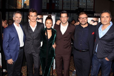 "Special New York Fan Screening of ""Hitman: Agent 47"""