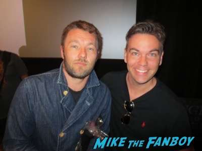 joel edgerton the gift q and a fan photo signing autographs 1