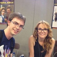 lea thompson london film and comic con back to the future reunion lea thompson 13