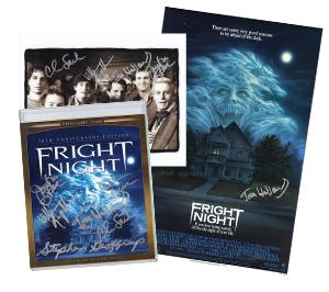 fright night autograph blu-ray bundle