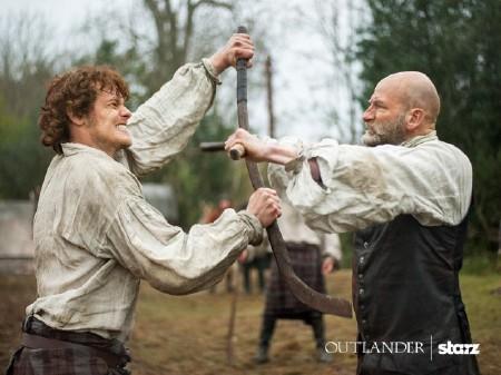 outlander shinty