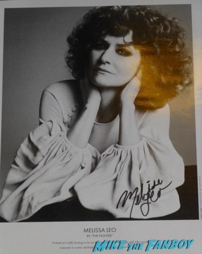 Melissa Leo signed autograph w magazine oscars 2011 photos 1