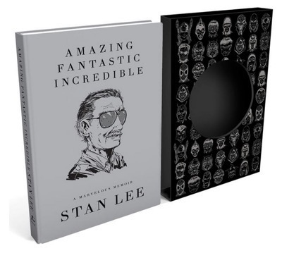 stan lee signed book hard cover edition 2