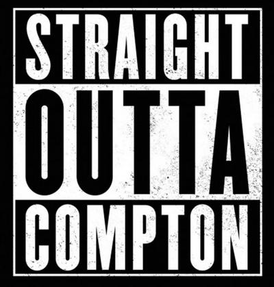 straight outta compton movie poster 1