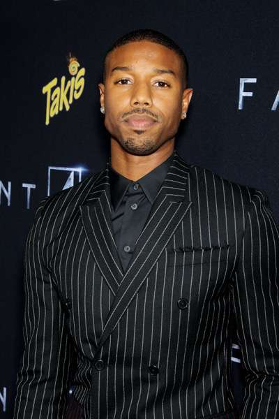 "8/4/15-- Brooklyn, NY - Twentieth Century Fox Presents ""FANTASTIC 4"".  -PICTURED: Michael B. Jordan -PHOTO by: Marion Curtis/Starpix  -FILENAME: MC_15_01011105.JPG -LOCATION: Williamsburg Cinemas  Editorial - Rights Managed Image - Please contact www.startraksphoto.com for licensing fee Startraks Photo New York, NY Image may not be published in any way that is or might be deemed defamatory, libelous, pornographic, or obscene. Please consult our sales department for any clarification or question you may have. Startraks Photo reserves the right to pursue unauthorized users of this image. If you violate our intellectual property you may be liable for actual damages, loss of income, and profits you derive from the use of this image, and where appropriate, the cost of collection and/or statutory damages."