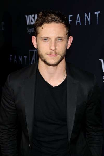 "8/4/15-- Brooklyn, NY - Twentieth Century Fox Presents ""FANTASTIC 4"".  -PICTURED: Jamie Bell -PHOTO by: Marion Curtis/Starpix  -FILENAME: MC_15_01011141.JPG -LOCATION: Williamsburg Cinemas  Editorial - Rights Managed Image - Please contact www.startraksphoto.com for licensing fee Startraks Photo New York, NY Image may not be published in any way that is or might be deemed defamatory, libelous, pornographic, or obscene. Please consult our sales department for any clarification or question you may have. Startraks Photo reserves the right to pursue unauthorized users of this image. If you violate our intellectual property you may be liable for actual damages, loss of income, and profits you derive from the use of this image, and where appropriate, the cost of collection and/or statutory damages."