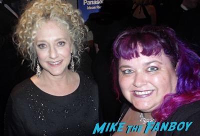 Carol Kane fan photo emmys 2015