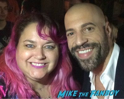 Chris Daughtry Fan photo emmys