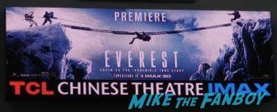Everest movie premiere Jake Gyllenhaal dissing fans josh brolin signing autographs 1
