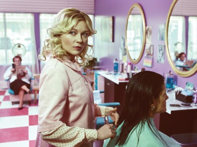 FARGO -- Pictured: Kirsten Dunst as Peggy.CR: Mathias Clamer/FX