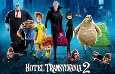 Hotel Transylvania 2 poster 2
