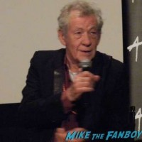 Ian McKellen mr. holmes q and a 18