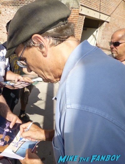 James Taylor Signing Autographs Jimmy Kimmel Live 2015 7