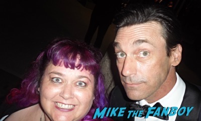 Jon Hamm emmys 2015 fan photo