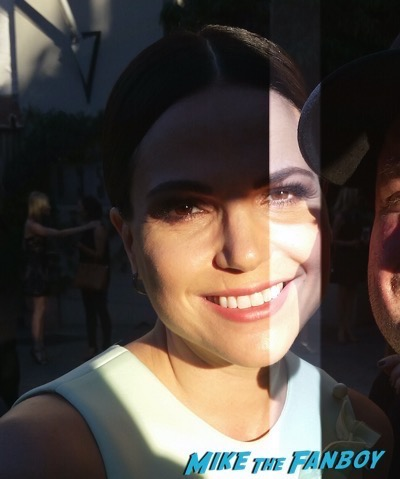 Lana Parrilla fan photo flop emmys 20152