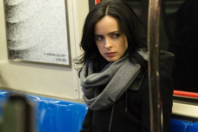 Marvel's Jessica Jones first look photos krysten ritter 2