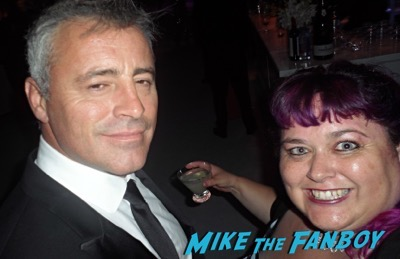 Matt LeBlanc fan photo emmys 2015