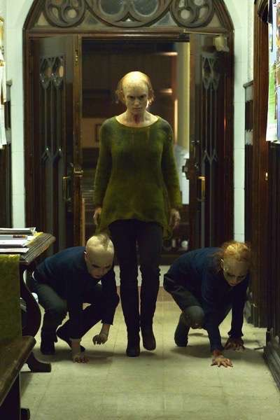 Natalie Brown The Strain promo press still 3