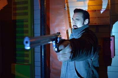 "THE STRAIN -- ""The Battle For Red Hook"" -- Episode 209 (Airs September 6, 10:00 pm e/p) Pictured: Kevin Durand as Vasiliy Fet. CR: Michael Gibson/FX"