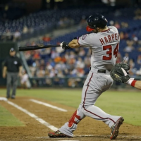 bryce harper baseball