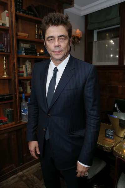 Benicio Del Toro seen at the SICARIO TIFF party hosted by GREY GOOSE Vodka and Soho House Toronto 2015 on Friday, September 11, 2015, in Toronto, CAN. (Photo by Vito Amali/Invision for Lionsgate/AP Images)