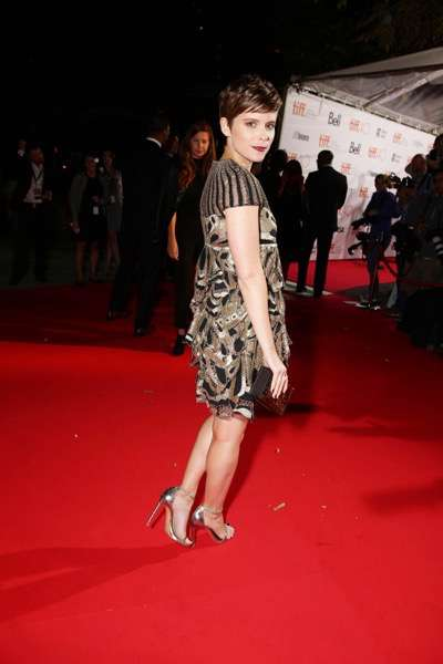Kate Mara seen at Twentieth Century Fox 'The Martian' Premiere Gala at the 2015 Toronto International Film Festival on Friday, September 11, 2015 in Toronto, CAN. (Photo by Eric Charbonneau/Invision for Twentieth Century Fox/AP Images)
