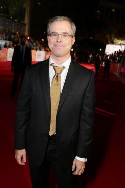 Author Andy Weir seen at Twentieth Century Fox 'The Martian' Premiere Gala at the 2015 Toronto International Film Festival on Friday, September 11, 2015 in Toronto, CAN. (Photo by Eric Charbonneau/Invision for Twentieth Century Fox/AP Images)