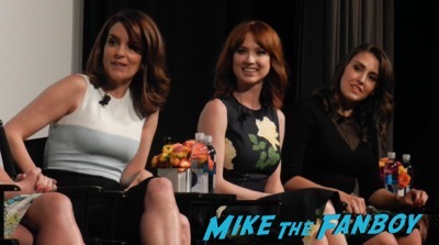The Unbreakable Kimmy Schmidt q and a tina fey ellie kemper 1