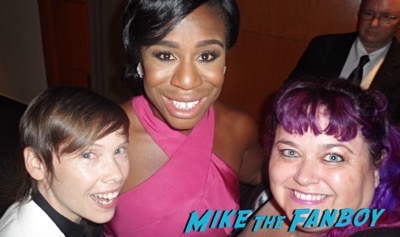 Uzo Aduba fan photo emmys 2015