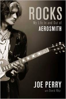 joe perry signed book