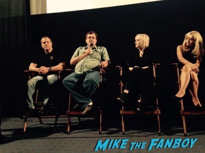 chopping mall q and a egyptian theater