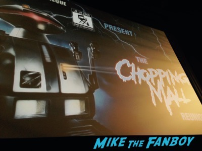 chopping mall q and a egytptian theater
