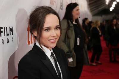 Ellen Page at the Lionsgate 'Freeheld' Premiere at 2015 Toronto International Film Festival on Sunday, September 13, 2015, in Toronto, Canada. (Photo by Eric Charbonneau/Invision for Lionsgate/AP Images)