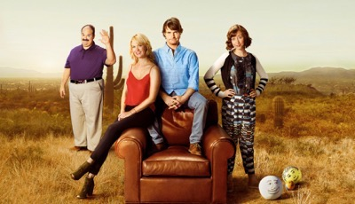 THE LAST MAN ON EARTH: L-R: Mes Rodriguez as Todd, January Jones as Melissa Shart, Will Forte as Phil Miller and Kristen Schaal as Carol Pilbasian. THE LAST MAN ON EARTH airs Sundays (9:30-10:00 PM ET/PT) on FOX. ©2015 Fox Broadcasting Co. Cr: Frank Ockenfels/FOX