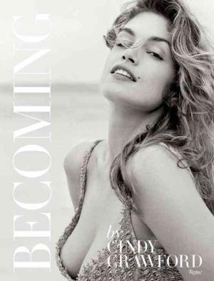 becoming by Cindy Crawford signed book autograph