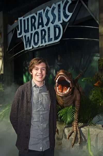Jurassic World NYCC