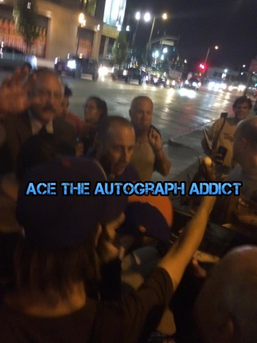 Jerry Seinfeld SIgning Autographs Photos