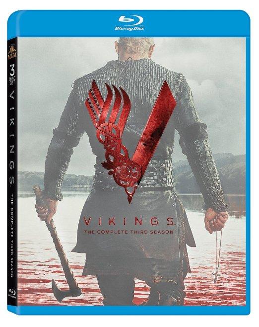 vikings season 3 blu-ray cover