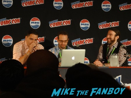 Back In Time NYCC (6)