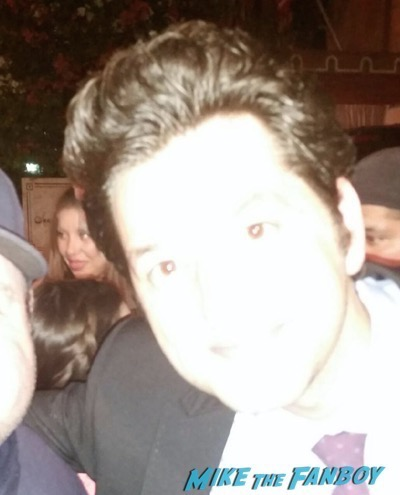 Ben Schwartz meeting fans photo flop Jean-Ralphio 2